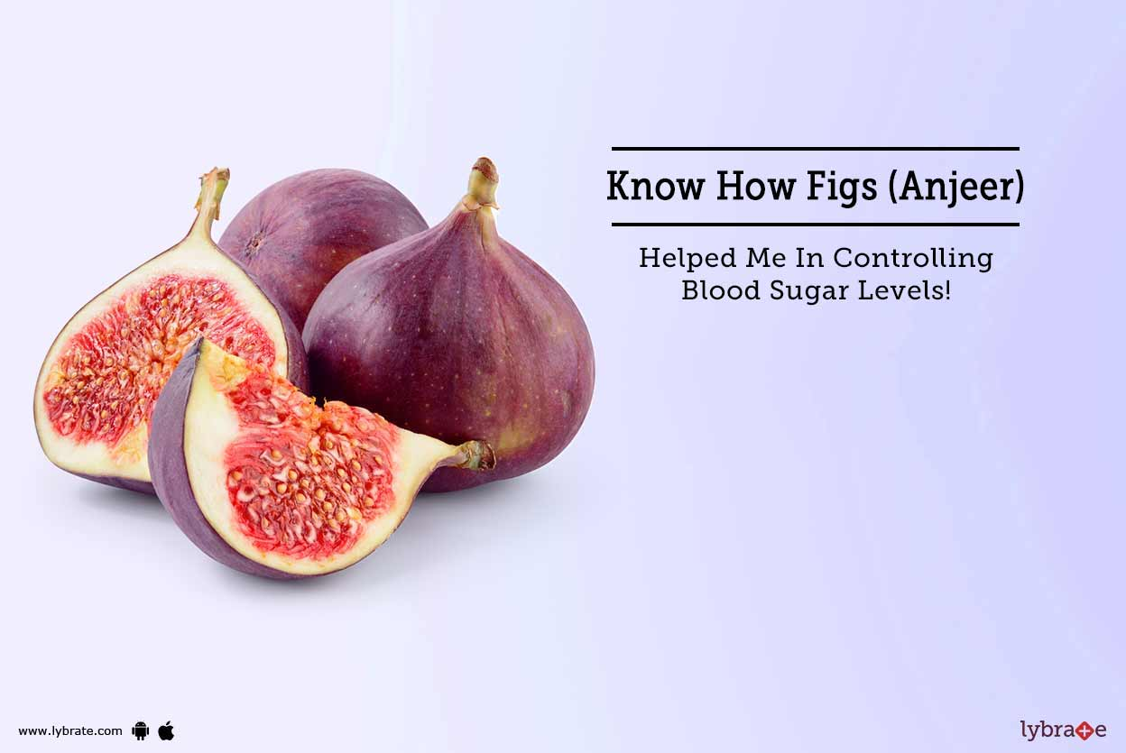 blood sugar diet figs