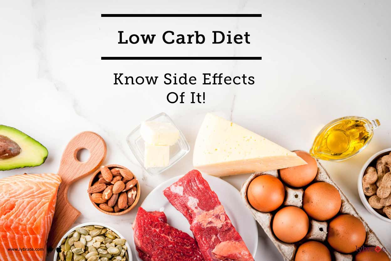 side effects of very low carb diet?
