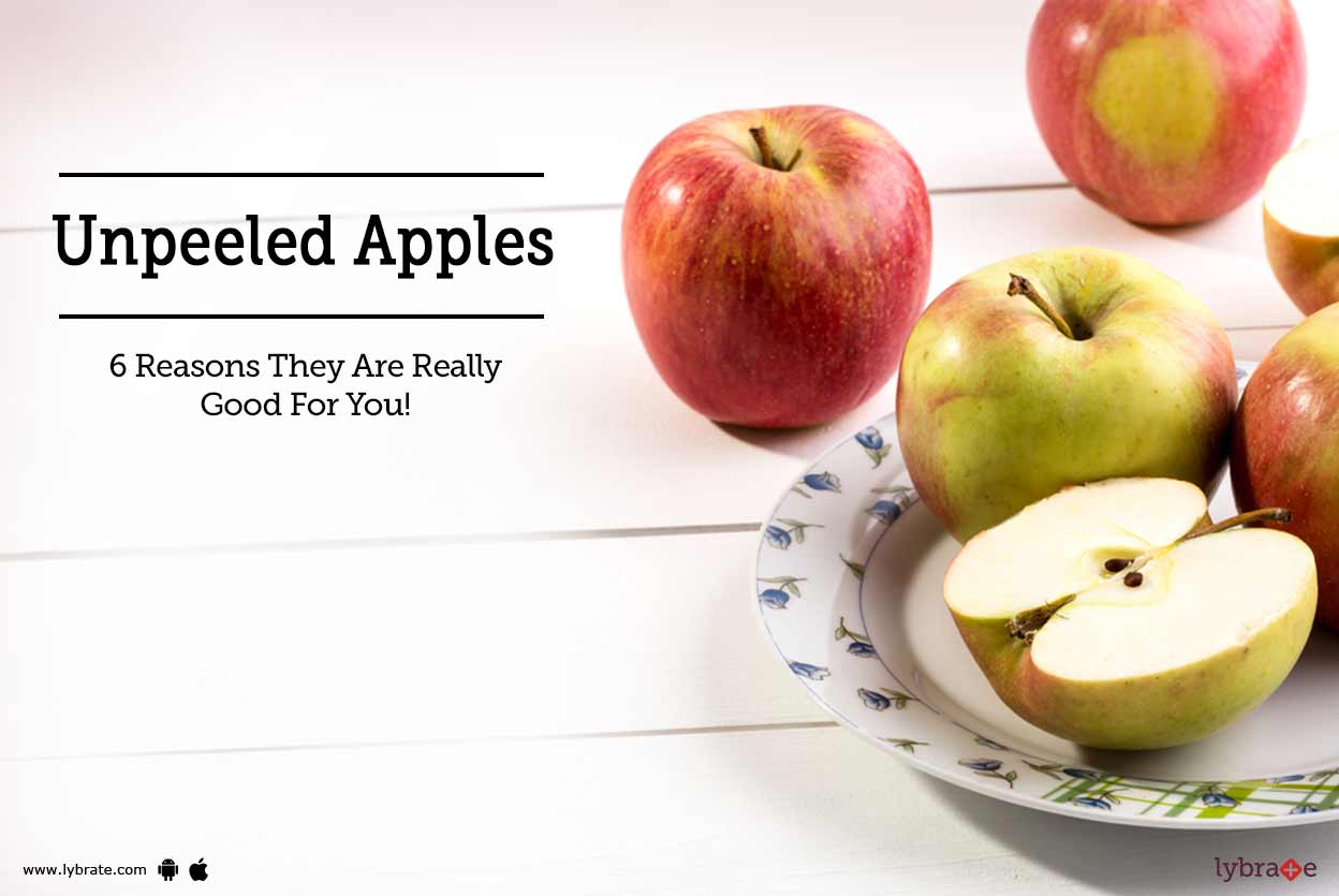 pics The Top 4 Reasons to Eat Apples