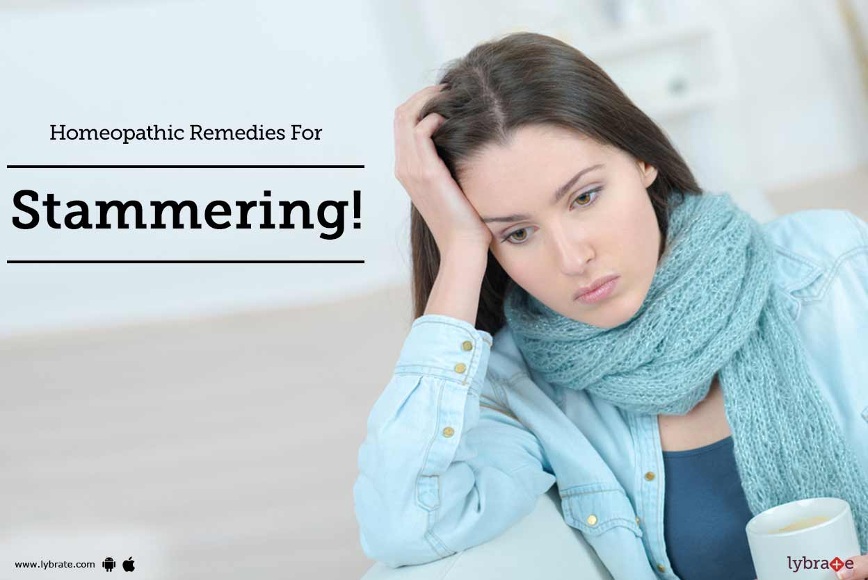 Stammering remedies for 5 Home