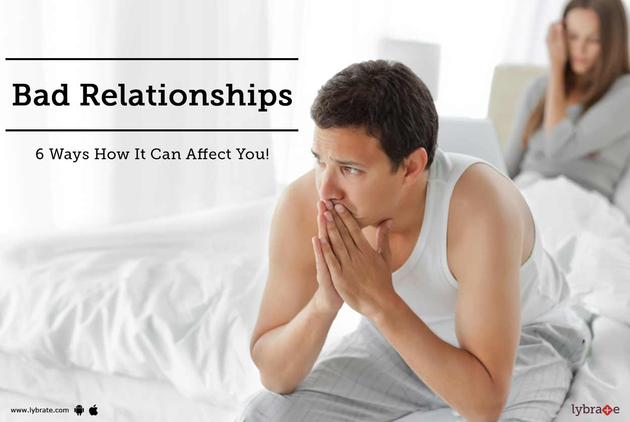 how can unhealthy relationships affect you