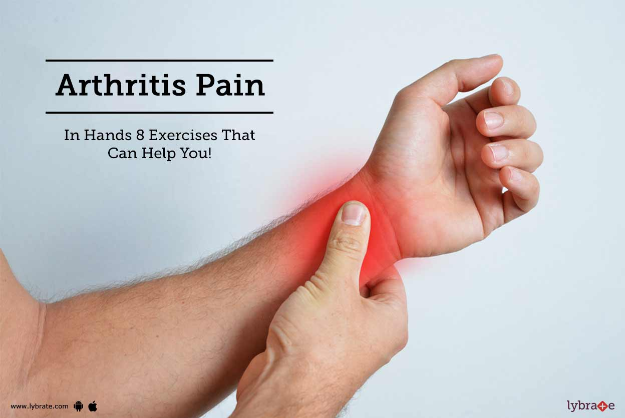 arthritis pain in hands - 8 exercises that can help you! - by dr