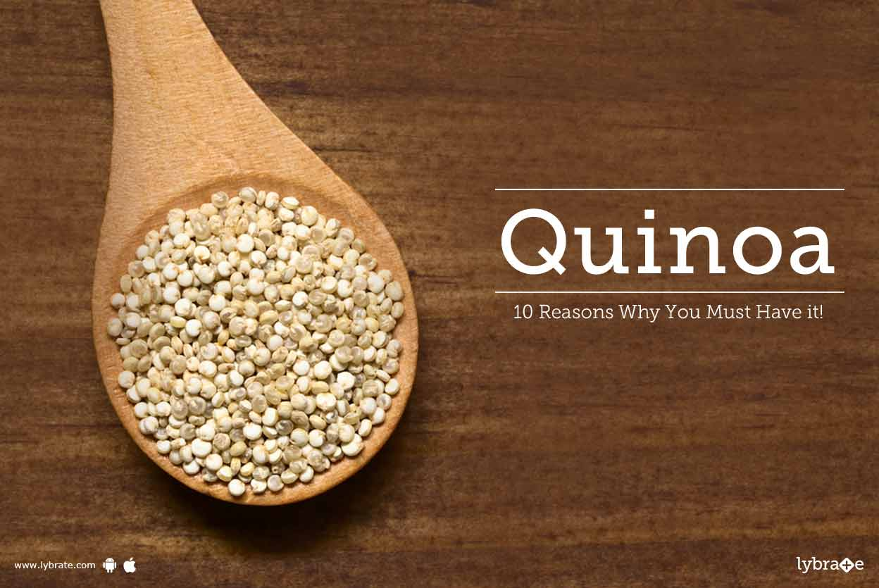 Negative effects of quinoa