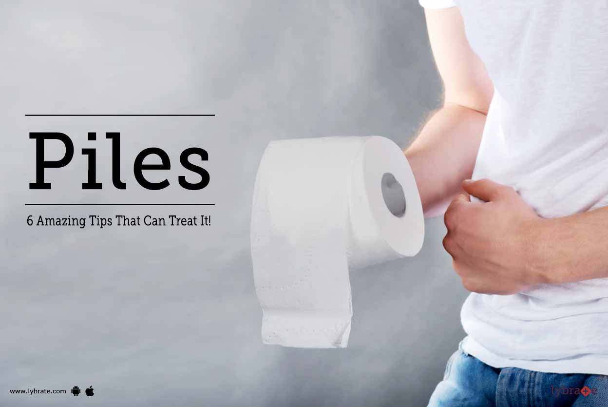 Piles - 6 Amazing Tips That Can Treat It - By Jiva -9629