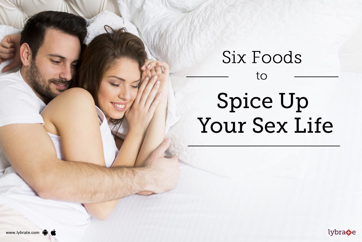 Four Spices To Help Boost Sex Drive
