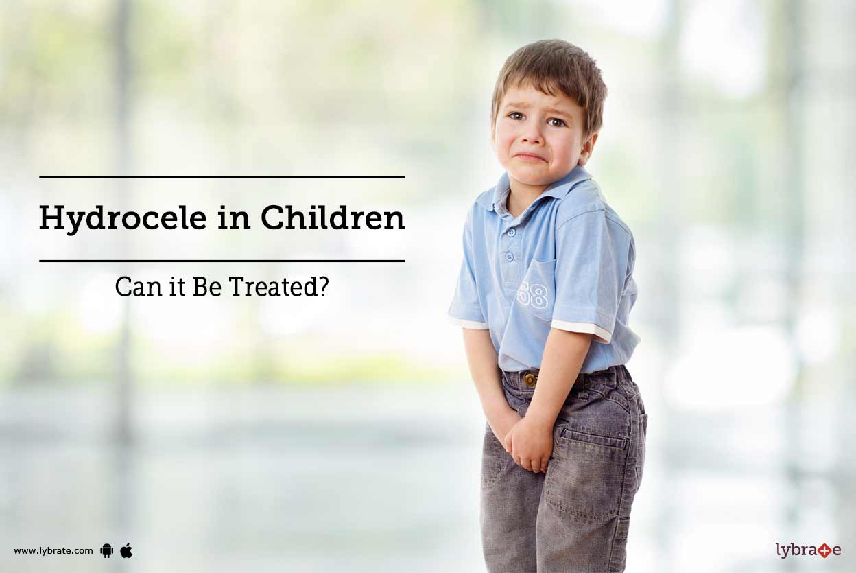 Hydrocele In Children - Can It Be Treated? - By Dr ...