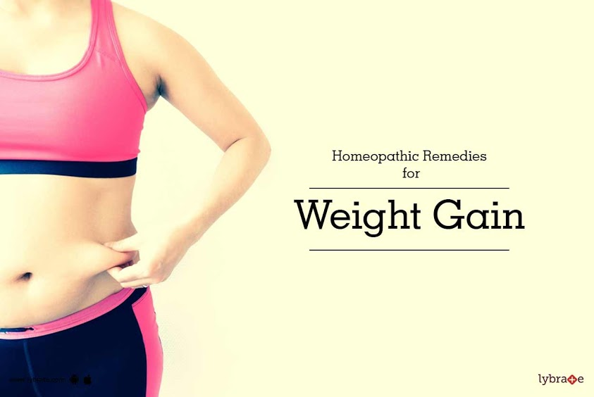 Homeopathic Remedies for Weight Gain - By Dr  Vandana Mittal