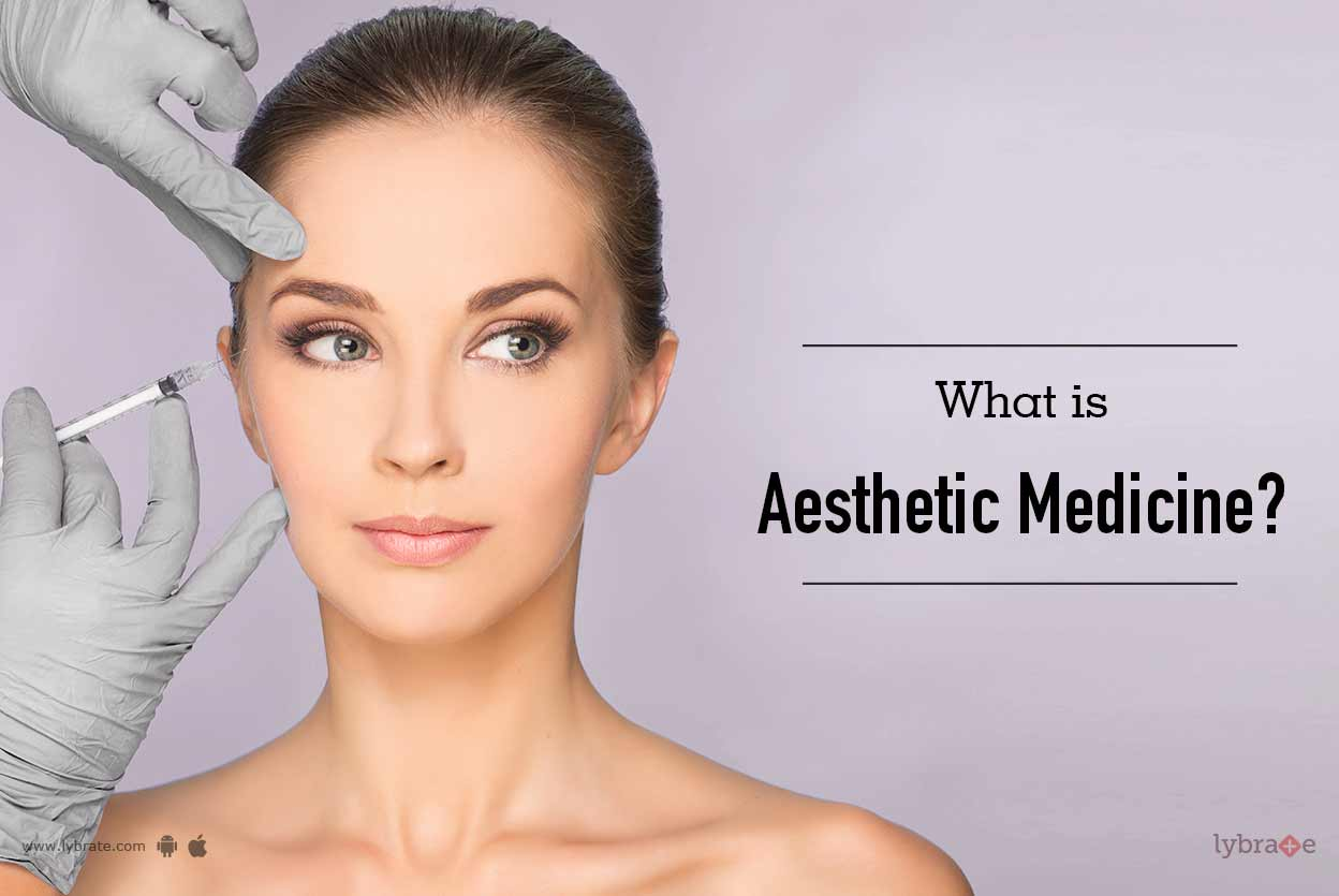 What is Aesthetic Medicine? - By Dr. Sandesh Gupta | Lybrate