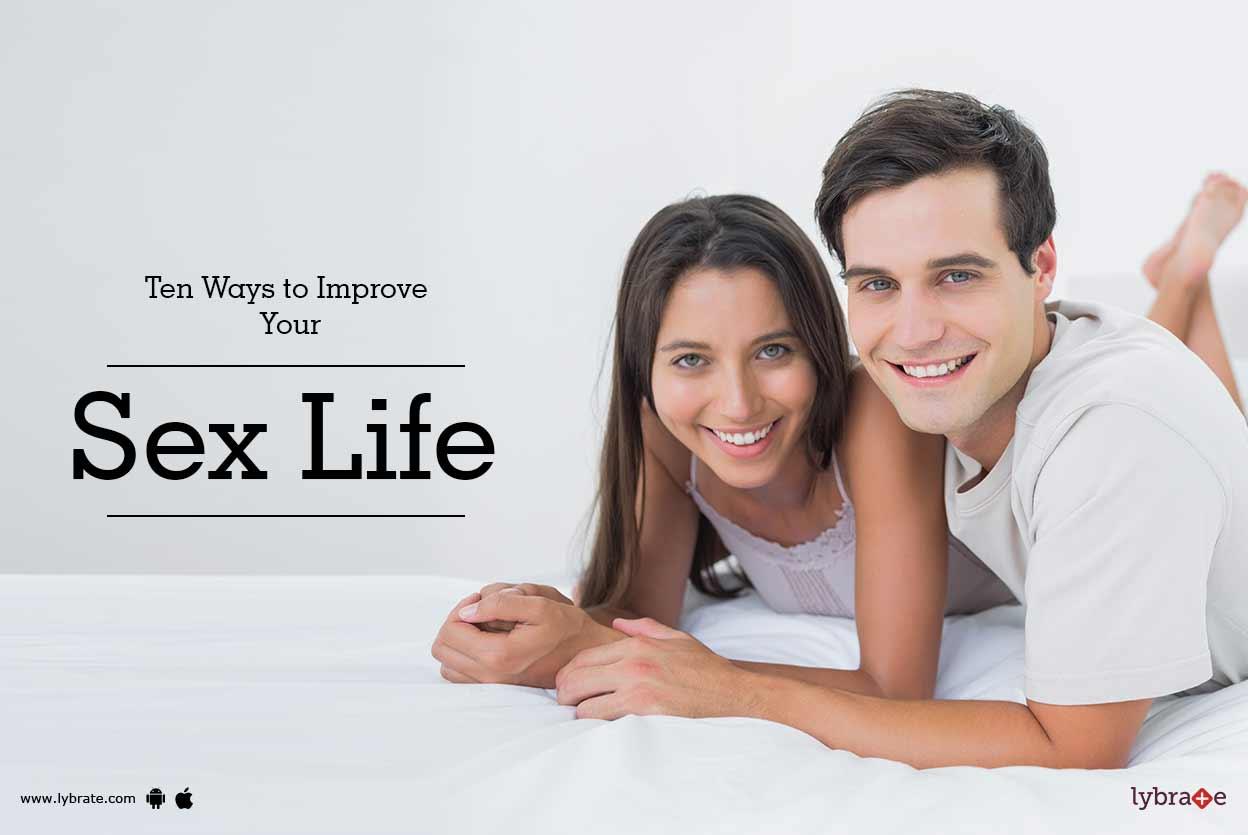 Enhance your sex life