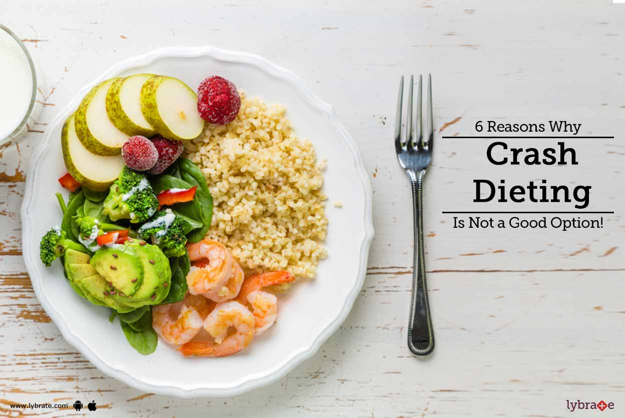 sensible diet vs crash diet A mono diet is also often a crash diet: jillette's five potatoes totals about 815 calories no sane dietitian would recommend eating this little and, not for nothing, but some of the top search results for mono diet are on a pro-anorexia site.