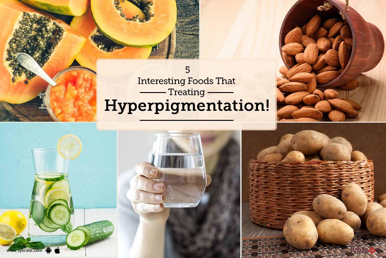 food diet for hyperpigmentation