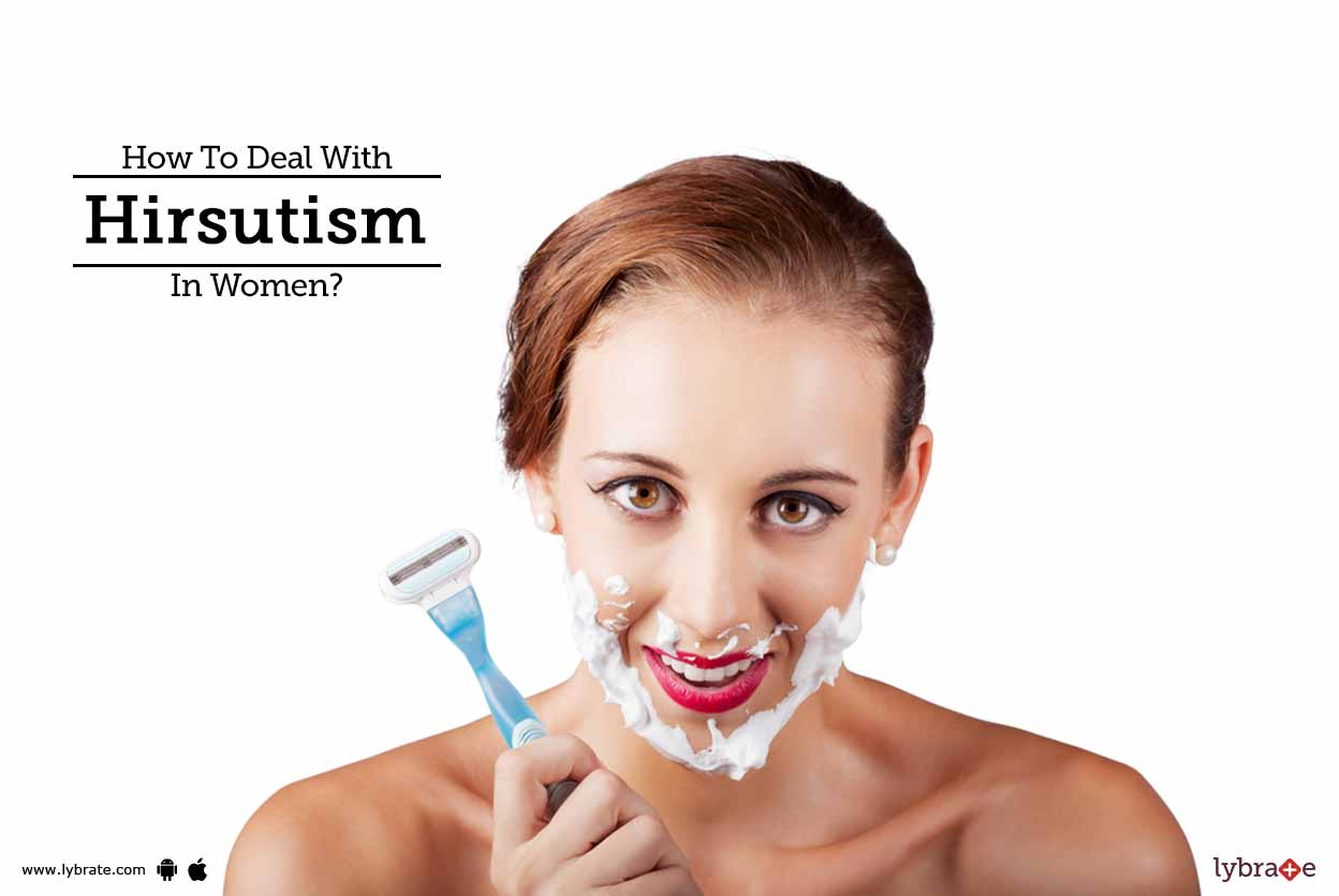 Hirsutism in women we will help you 62