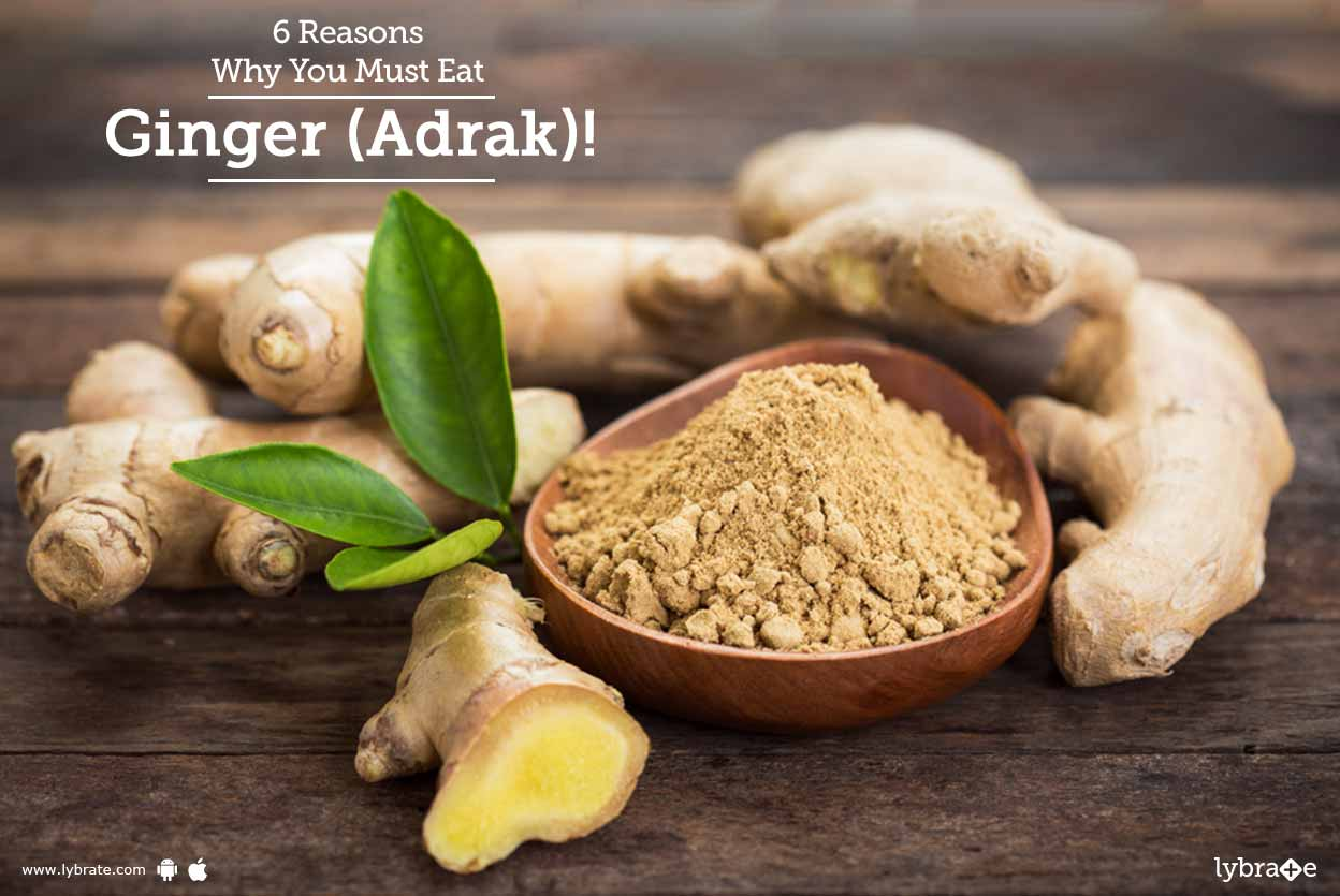 How to eat ginger