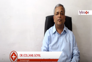 I am Dr colonel Anil Goyal. I am an ex-army dermatologist, M.B.B.S more than 35 years ago, M.D mo...