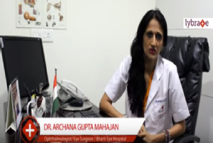 Here are health tips of Childhood Squint<br/><br/>Hi, I'm Dr. Archana Gupta Mahajan. I'm a senior...