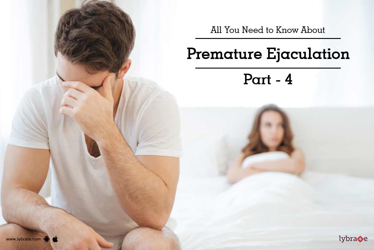 Loss of sensation when ejaculating
