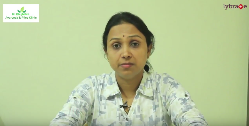 Hello Friends! <br/><br/>Myself Dr. Srushti Bhujbale. I work in Vasai West as a piles-fissure-fis...