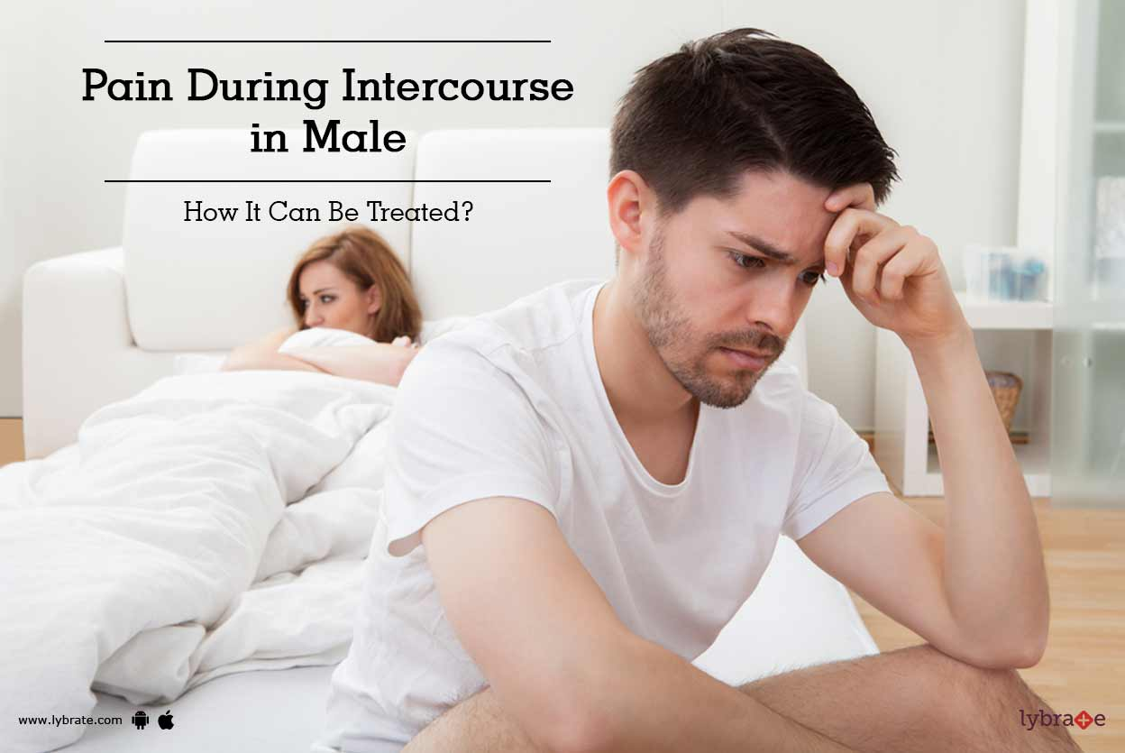 Pain During Intercourse In Male - How It Can Be Treated -6576