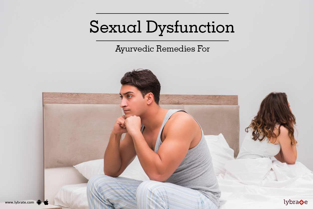 Remedy singh wife sexual dysfunction