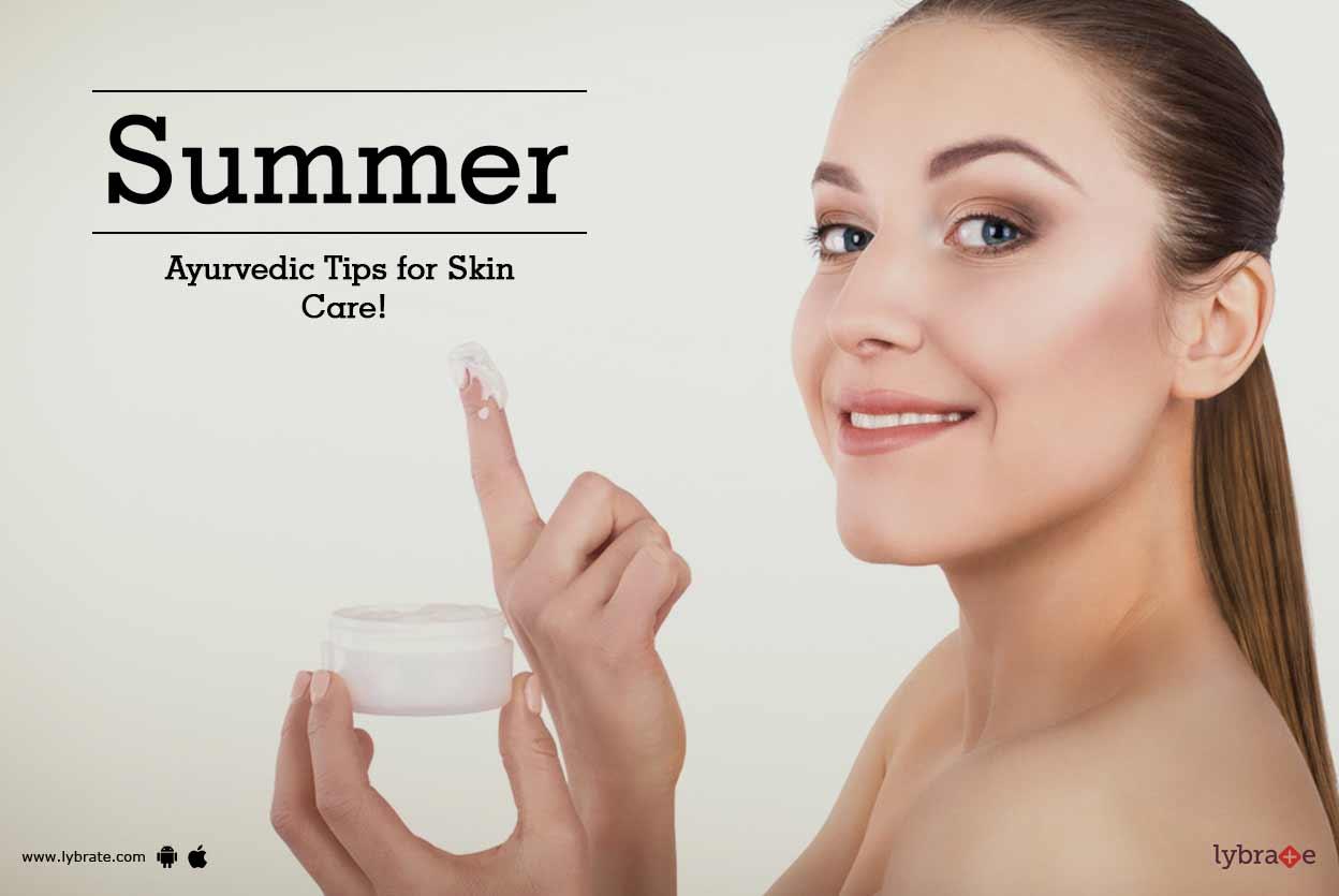 Proper summer skin hydration 77