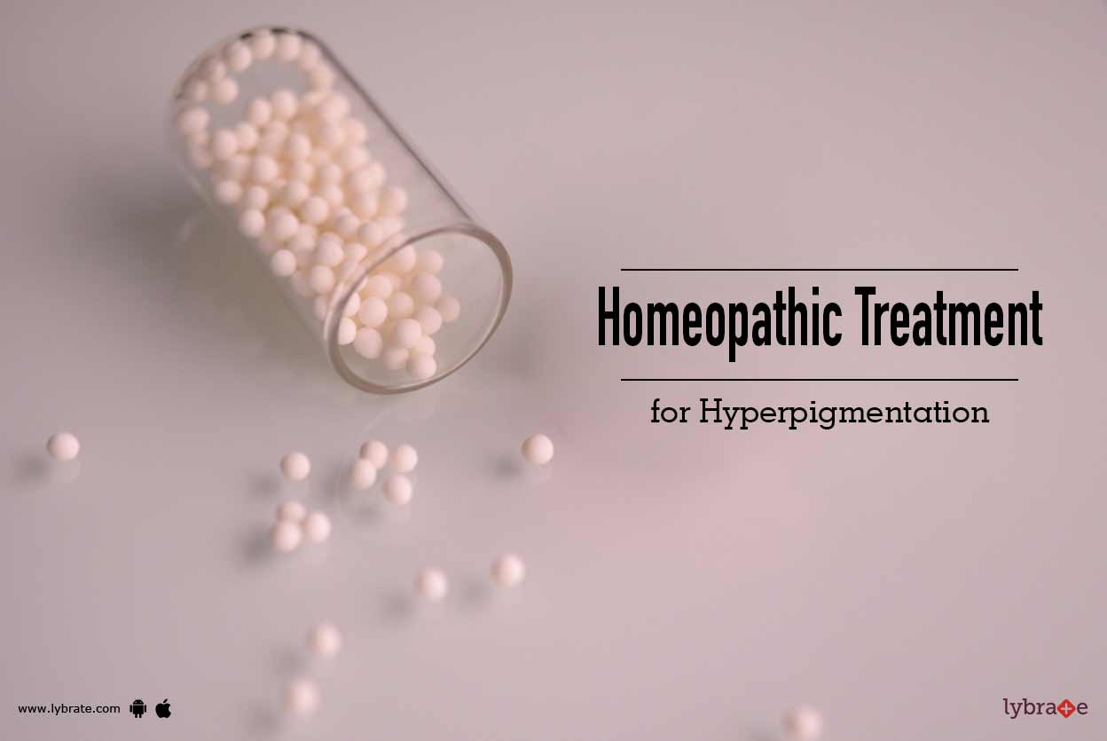 Homeopathic Treatment for Hyperpigmentation - By Dr