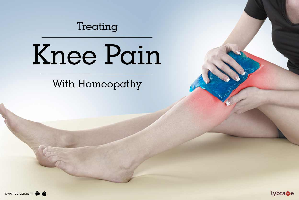 Treating Knee Pain With Homeopathy - By Dr. Neha Gupta ...