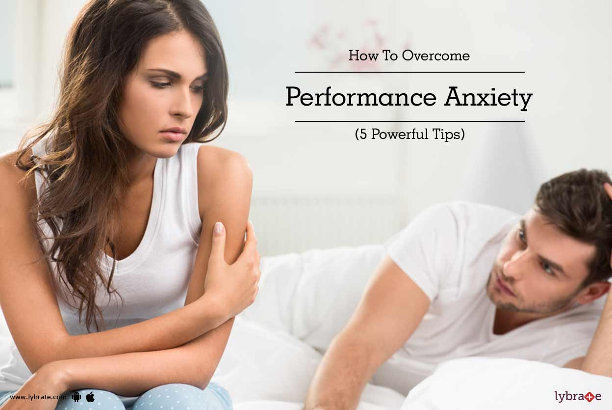 Dating someone with performance anxiety