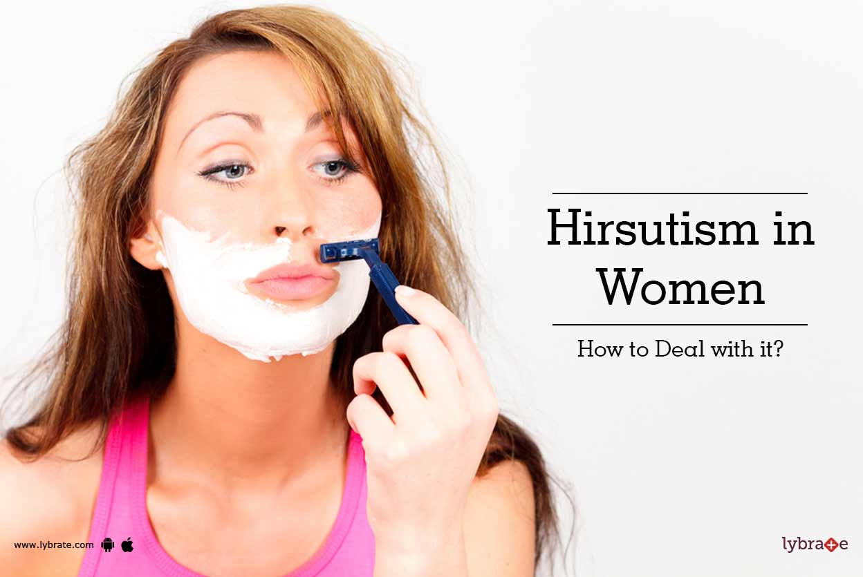 Hirsutism in women we will help you 52