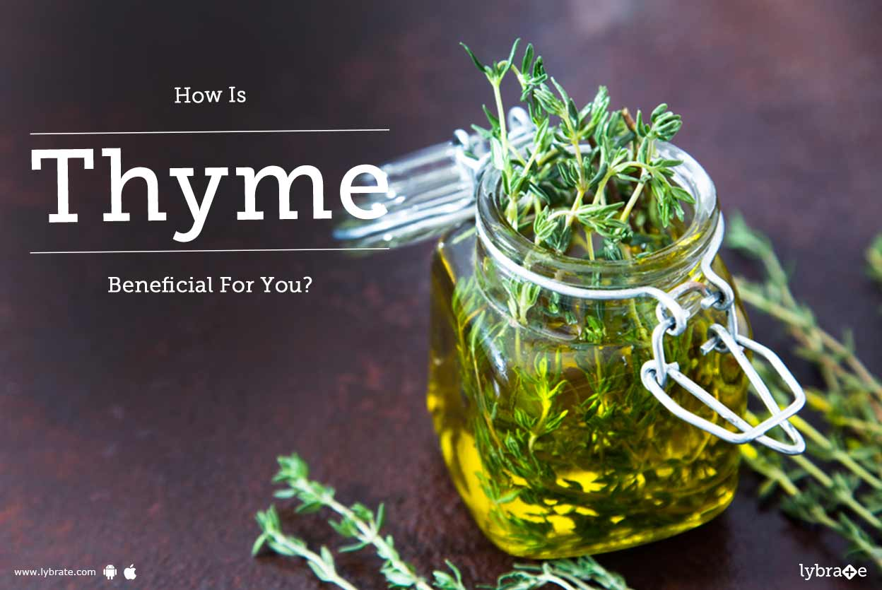 Thyme herb - useful properties, contraindications, use 50