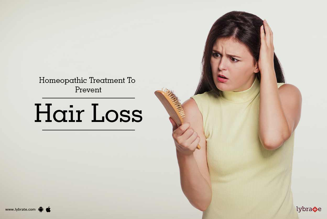 Homeopathic Treatment To Prevent Hair Loss! - By Dr  Anushri Banik