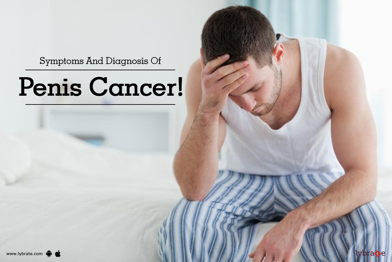 Penis cancer symtoms