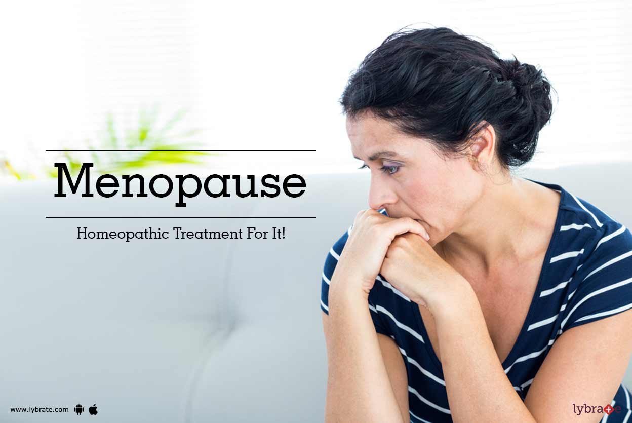Menopause - Homeopathic Treatment For It! - By Dr. Solasa ...