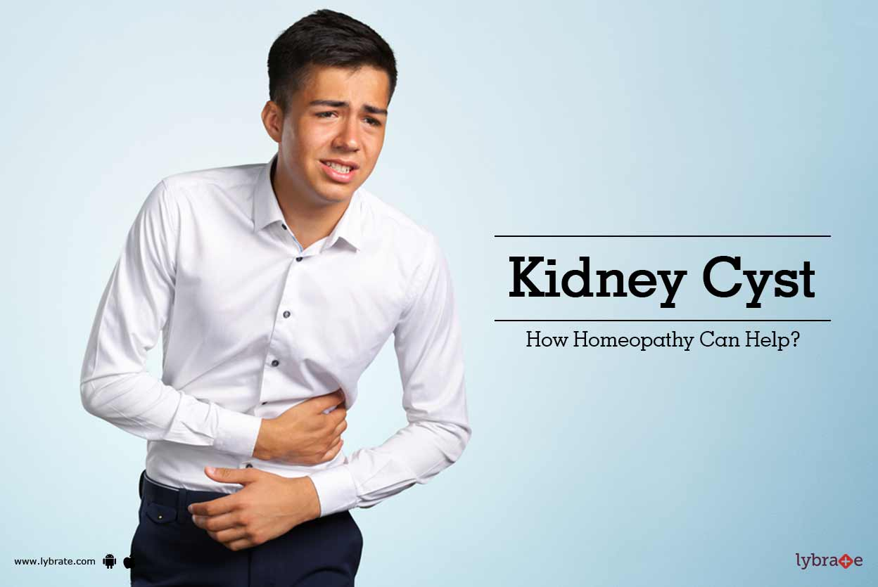 Kidney Cyst - How Homeopathy Can Help? - By Dr  Hrishikesh