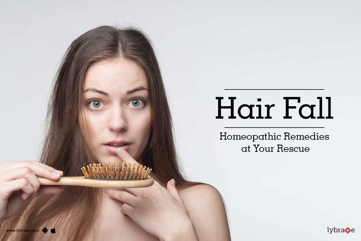 Hair Fall - Homeopathic Remedies at Your Rescue - By Dr ...