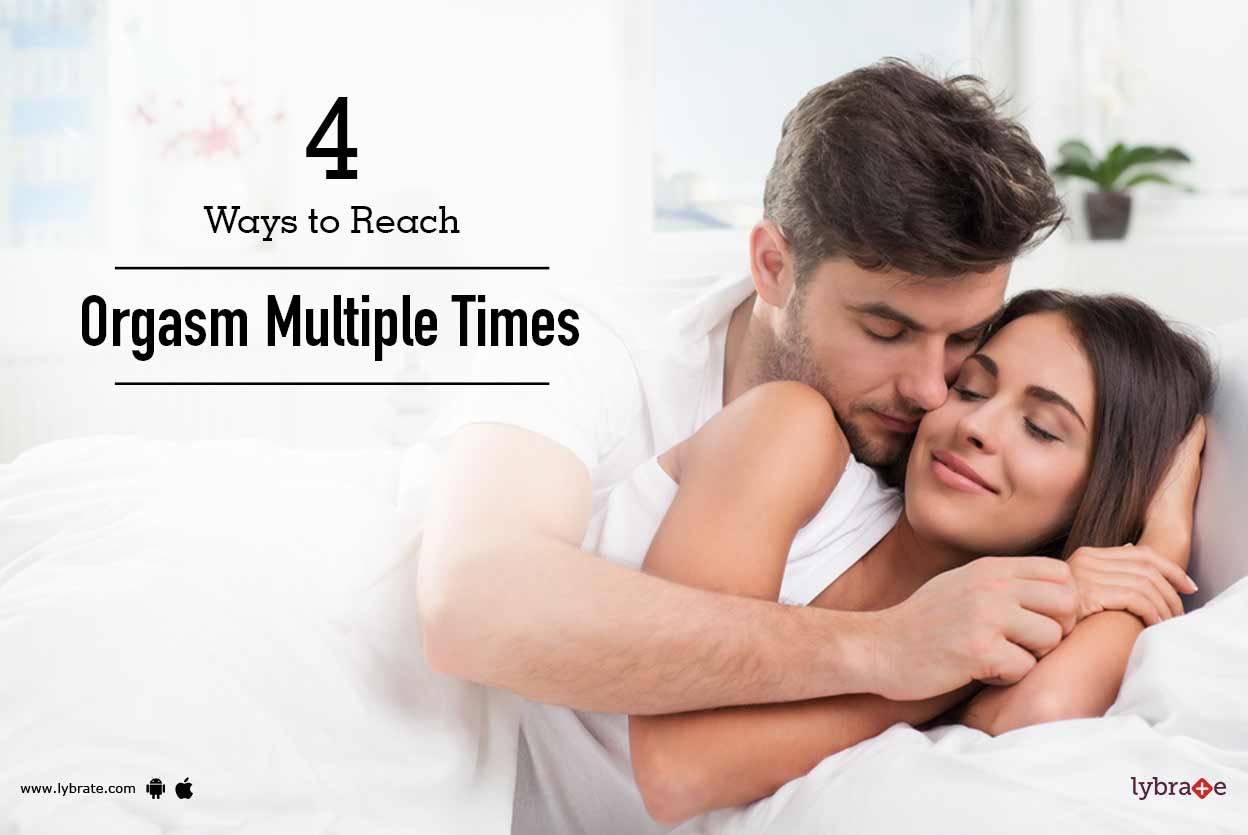 Ways to reach an orgasm