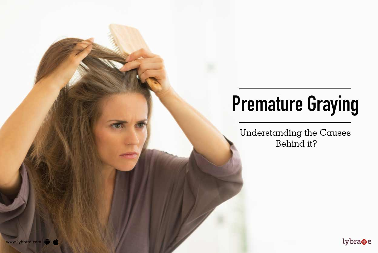 How to Slow Down The Graying of Hair picture