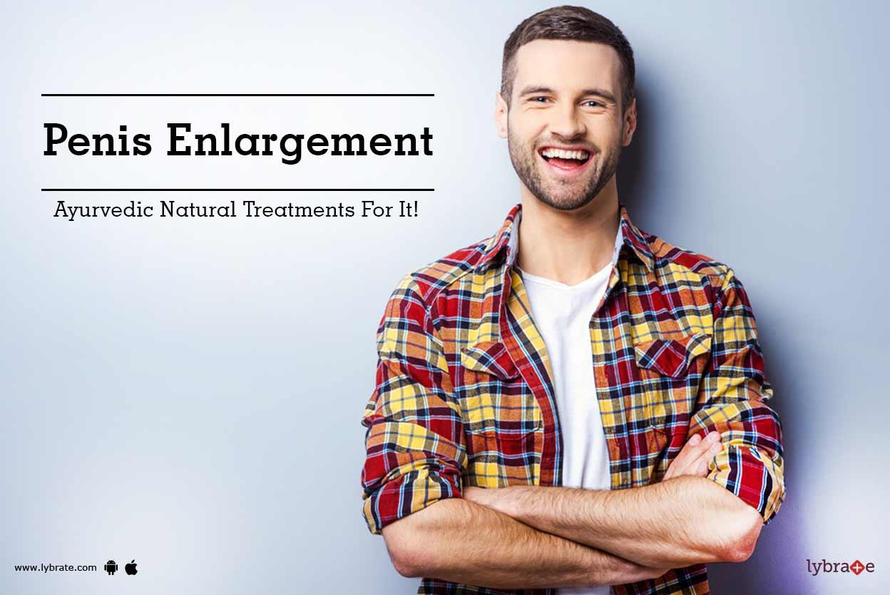 Enlargement natural penis remedies for Best Natural