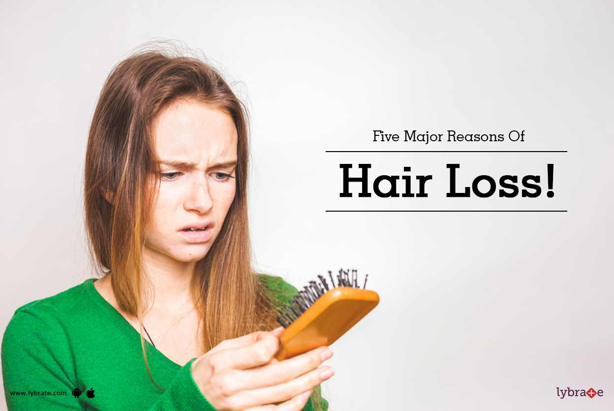 5 Major Reasons Why Your Hair Might Be Falling Out 5 Major Reasons Why Your Hair Might Be Falling Out new photo