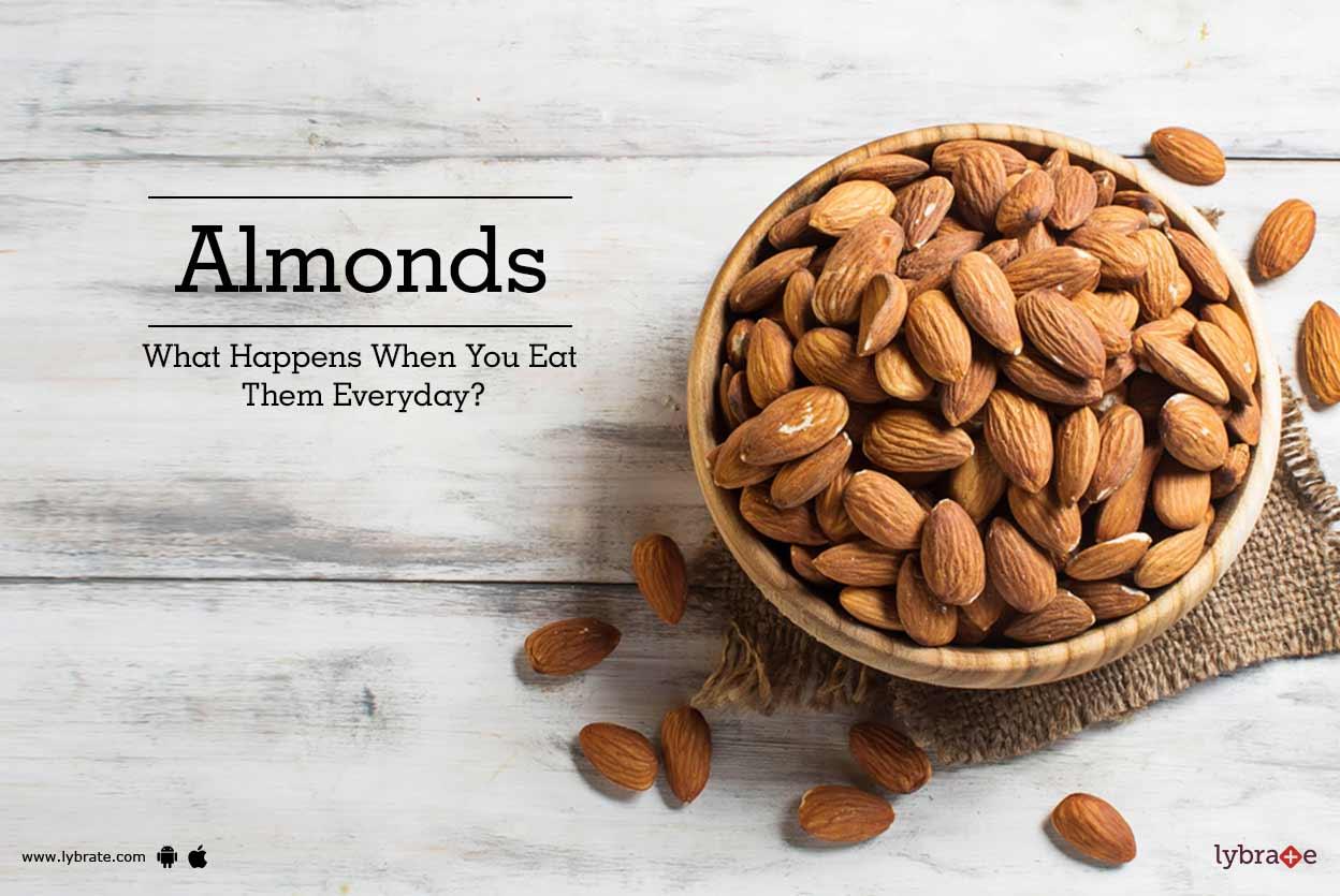 Use almonds to prevent migraine naturally foto