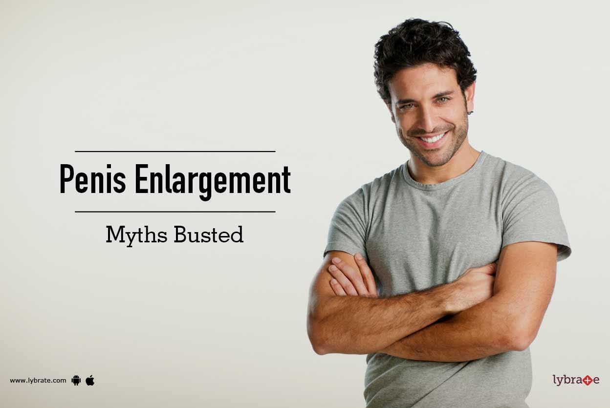 Penis Enlargement Myths Busted