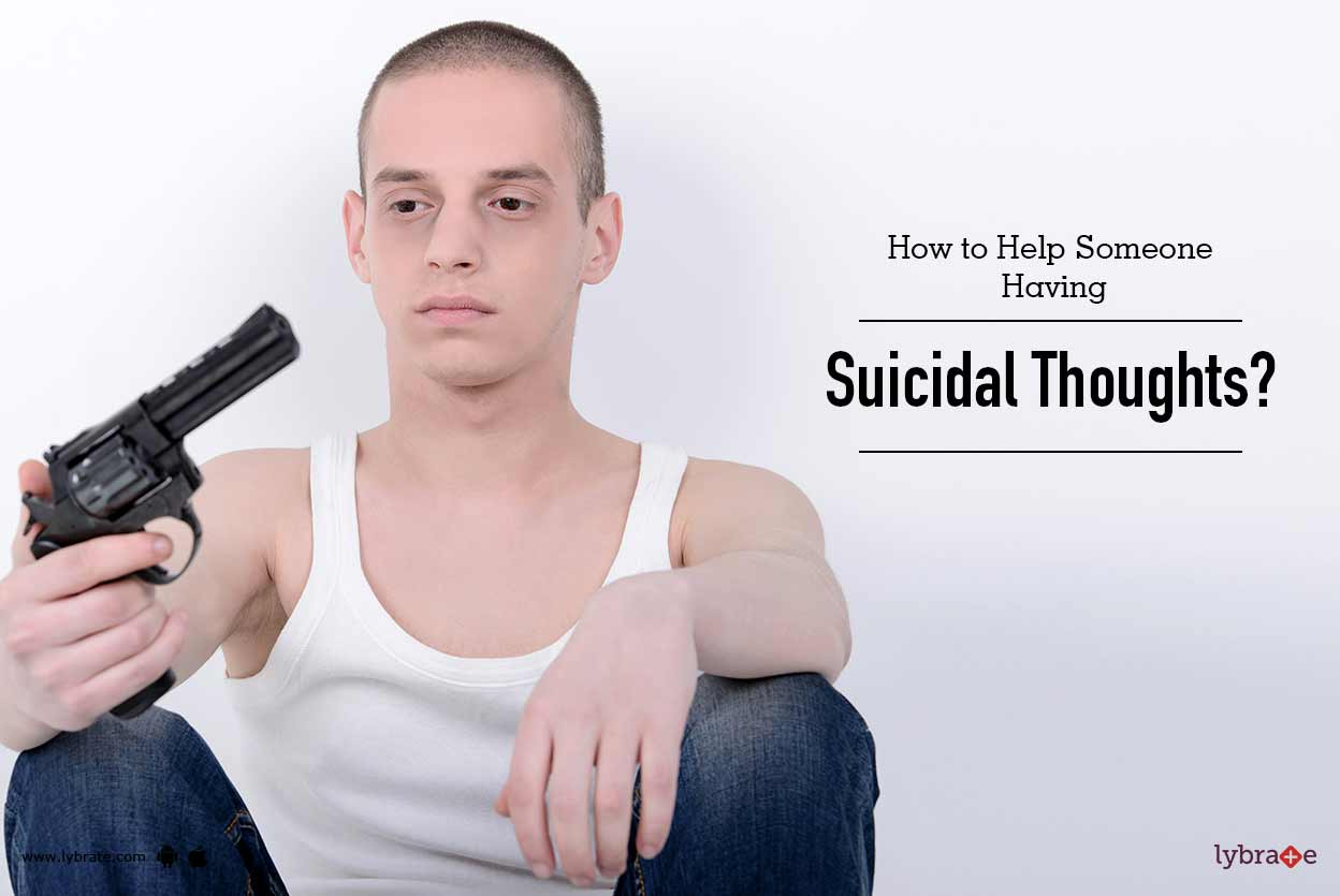 how to stop having suicidal thoughts