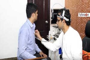 Inside the clinic of Dr.Savyasachi Saxena