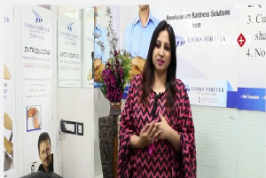 Hi, this is Dr Sonia Sharma from Looks Forever. Today I m going to tell you something good for yo...