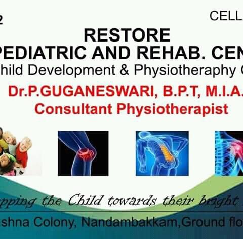 Restore pediatric And Rehab Centre | Lybrate.com