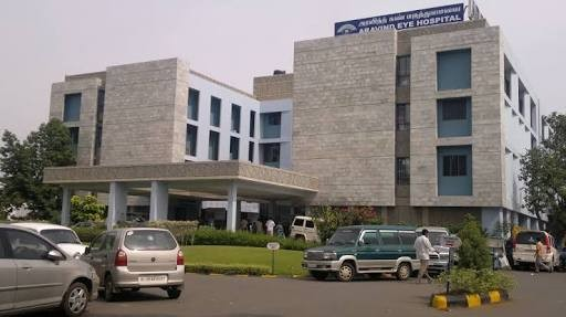 Aravind Eye Hospital, Coimbatore