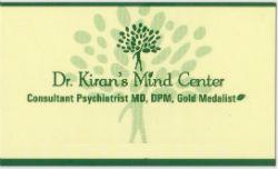 Dr. Kiran's Mind Center, Mumbai