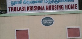 Thulasi Krishna Nursing Home, Chennai