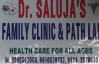 Dr.Saluja Family Clinic & Path Lab Gurgaon
