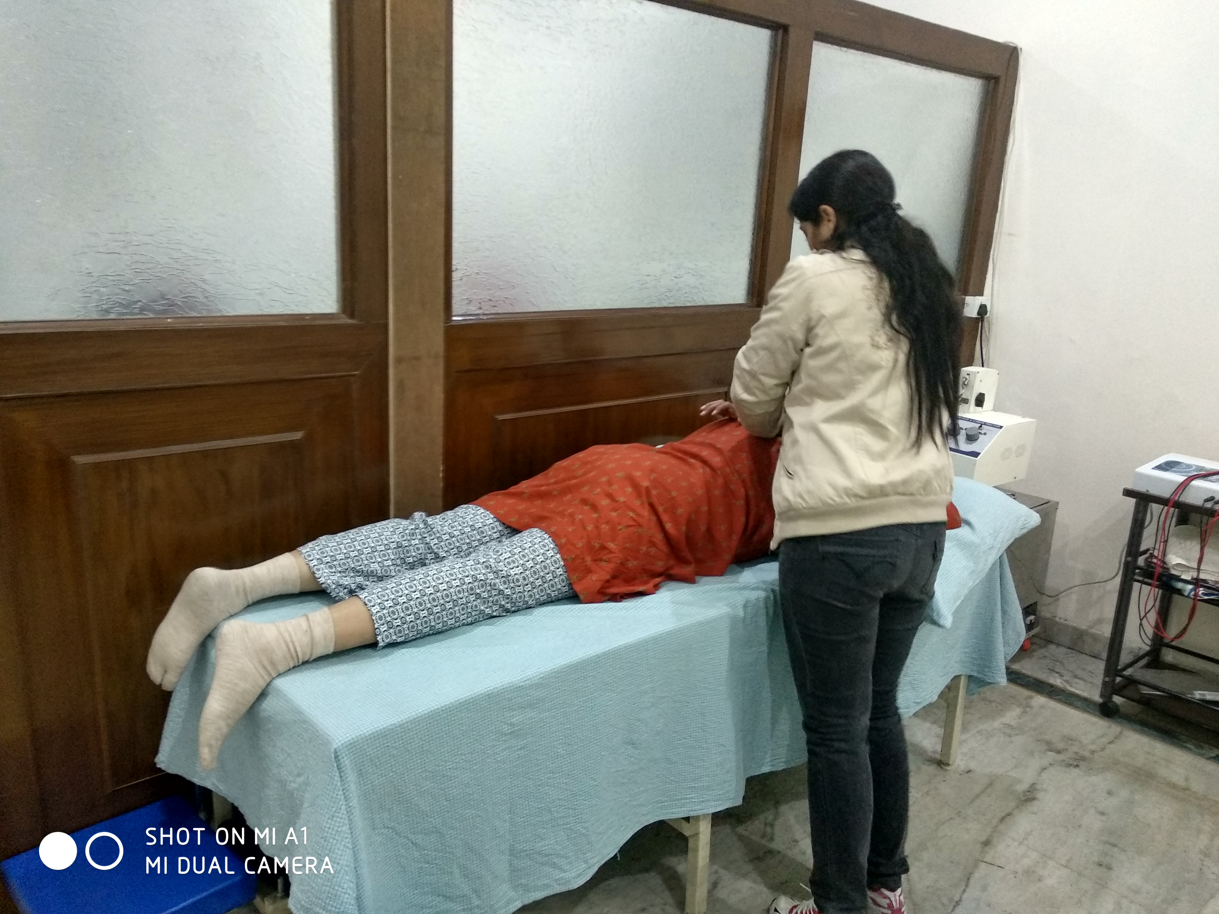 Rid of pain physiotherapy and Rehabilitation clinic | Lybrate.com