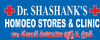 Dr. Shashank's Homeo Stores & clinic Hyderabad
